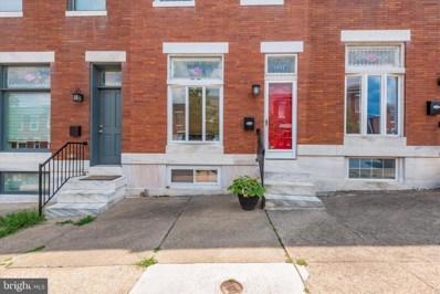 3907 Fait Avenue, Baltimore, MD 21224 - #: MDBA476138