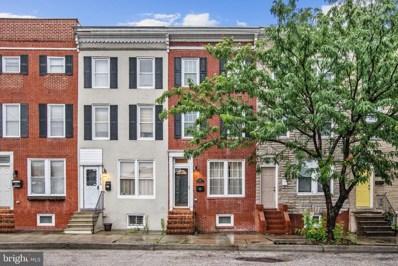 1215 Scott Street, Baltimore, MD 21230 - #: MDBA476182