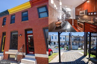 11 1\/2 N Decker Avenue, Baltimore, MD 21224 - #: MDBA476194