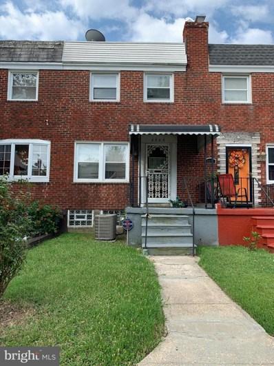 4505 Shamrock Avenue, Baltimore, MD 21206 - #: MDBA476298