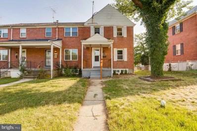 1919 E Belvedere Avenue, Baltimore, MD 21239 - #: MDBA476308