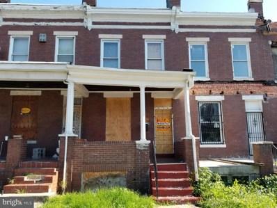 2834 Winchester Street, Baltimore, MD 21216 - #: MDBA476370