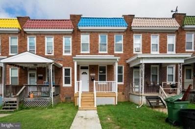 4834 Pimlico Road, Baltimore, MD 21215 - #: MDBA476582
