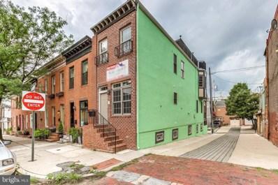 12 S Collington Avenue, Baltimore, MD 21231 - #: MDBA476592