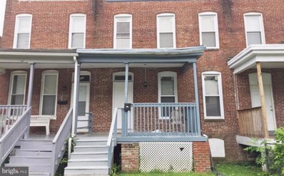 615 Glenwood Avenue, Baltimore, MD 21212 - #: MDBA476602