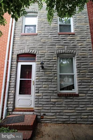 1814 Gough Street, Baltimore, MD 21231 - #: MDBA476772
