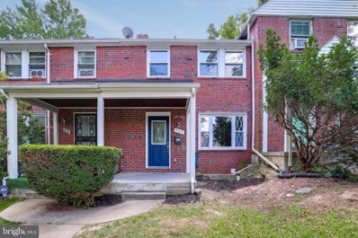 941 North Hill Road, Baltimore, MD 21218 - #: MDBA476780
