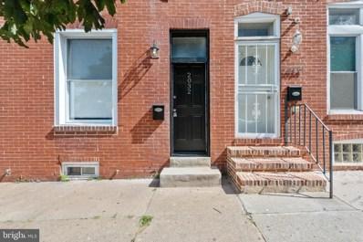 2032 Fayette Street E, Baltimore, MD 21231 - #: MDBA476844