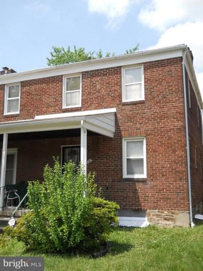 1314 Kenhill Avenue, Baltimore, MD 21213 - #: MDBA476868