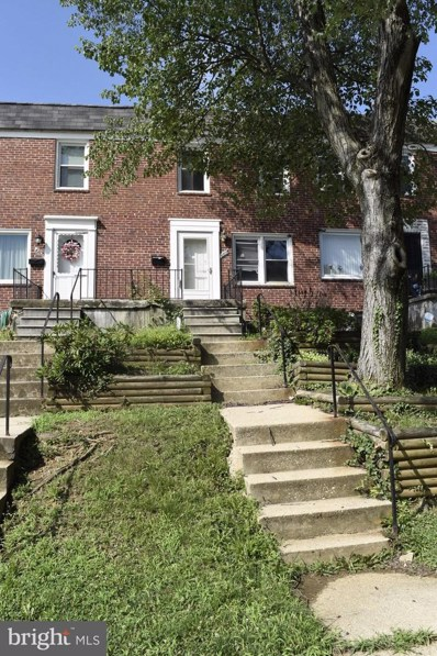 4317 Eldone Road, Baltimore, MD 21229 - #: MDBA476884