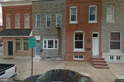 803 S Ellwood Avenue, Baltimore, MD 21224 - #: MDBA476892