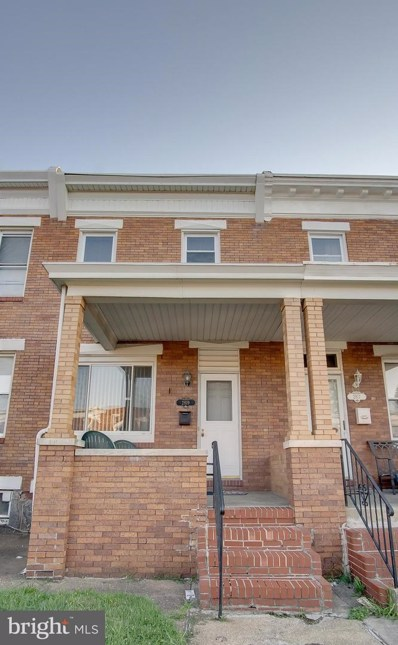 2819 Lake Avenue, Baltimore, MD 21213 - #: MDBA476932