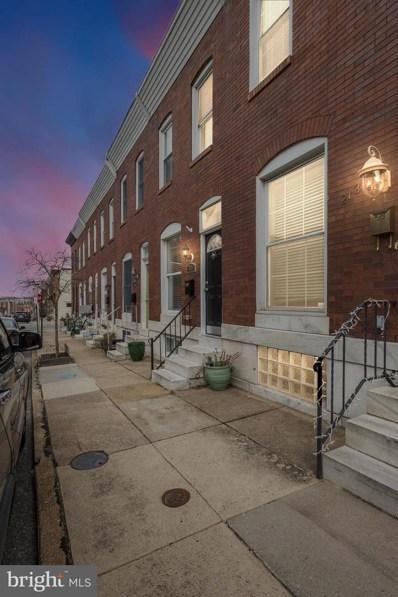 211 S Robinson Street, Baltimore, MD 21224 - #: MDBA476960