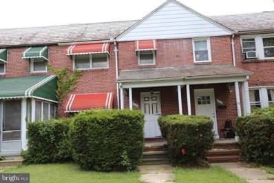 619 Benninghaus Road, Baltimore, MD 21212 - #: MDBA476970