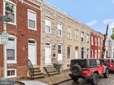 427 N Castle Street, Baltimore, MD 21231 - #: MDBA477014