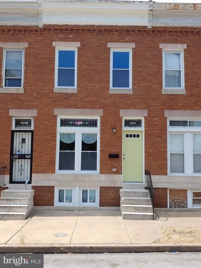 2254 Cecil Avenue, Baltimore, MD 21218 - #: MDBA477070