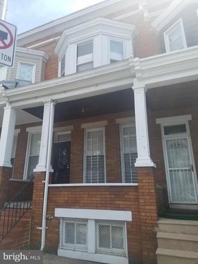 1809 N Bentalou Street, Baltimore, MD 21216 - #: MDBA477086