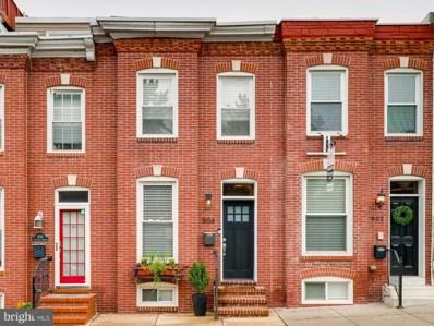 904 S Clinton Street, Baltimore, MD 21224 - #: MDBA477096
