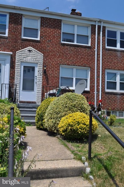 4148 Doris Avenue, Baltimore, MD 21225 - #: MDBA477110