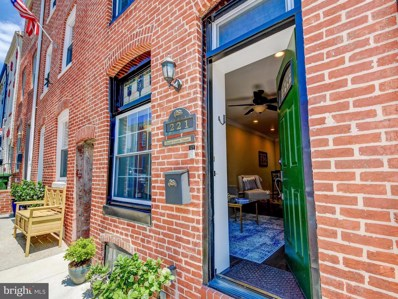 221 S Castle Street, Baltimore, MD 21231 - #: MDBA477124