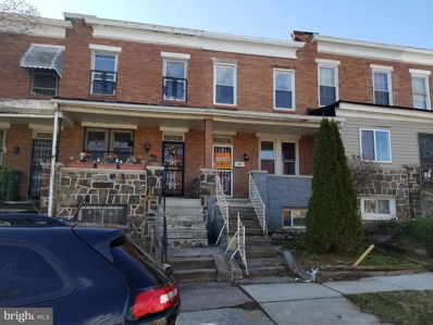 3113 E Monument Street, Baltimore, MD 21205 - #: MDBA477176