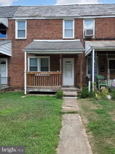4007 6TH Street, Baltimore, MD 21225 - #: MDBA477194