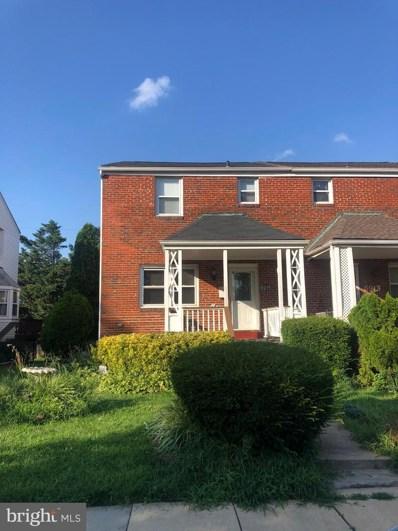 6915 Fieldcrest Road, Baltimore, MD 21215 - #: MDBA477196