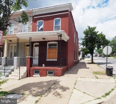 2148 Hollins Street, Baltimore, MD 21223 - #: MDBA477278