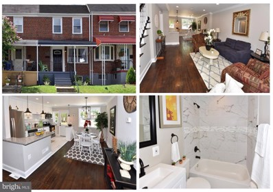 6613 Marne Avenue, Baltimore, MD 21224 - #: MDBA477332