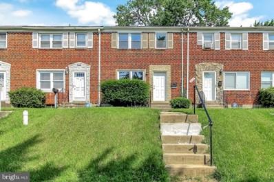612 Charraway Road, Baltimore, MD 21229 - #: MDBA477354