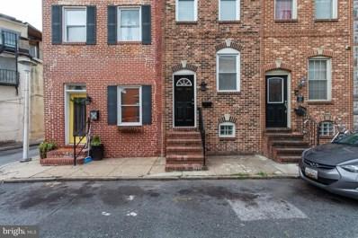 634 Archer Street, Baltimore, MD 21230 - #: MDBA477400