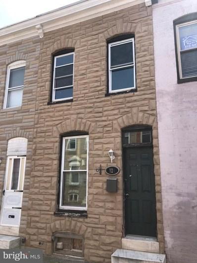 129 N Belnord Avenue, Baltimore, MD 21224 - #: MDBA477422