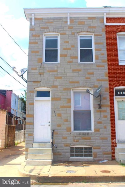 1352 Sargeant Street, Baltimore, MD 21223 - #: MDBA477434
