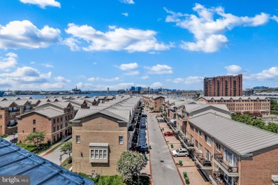 2702 Lighthouse Point East UNIT 516, Baltimore, MD 21224 - #: MDBA477554