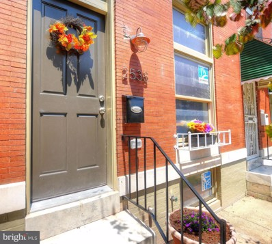 2538 Ashland Avenue, Baltimore, MD 21205 - #: MDBA477558