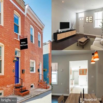 3313 Schuck Street, Baltimore, MD 21224 - #: MDBA477580