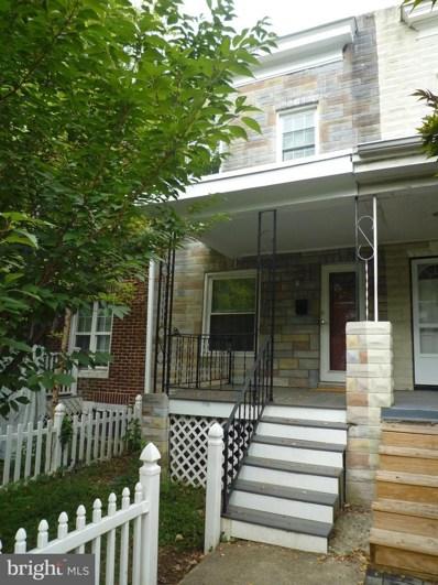 3208 Chestnut Avenue, Baltimore, MD 21211 - #: MDBA477586