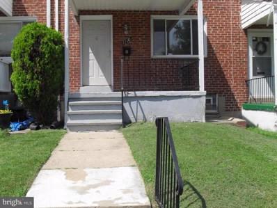1710 Swansea Road, Baltimore, MD 21239 - #: MDBA477600
