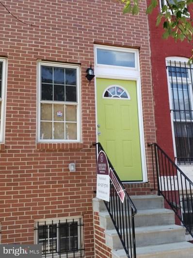 1029 W Fayette Street, Baltimore, MD 21223 - #: MDBA477604