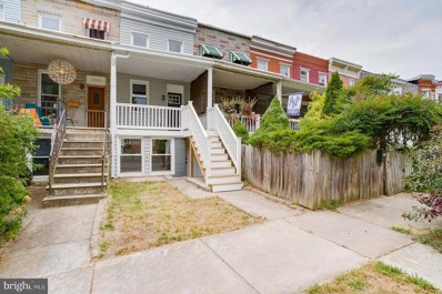 3428 Roland Avenue, Baltimore, MD 21211 - #: MDBA477634
