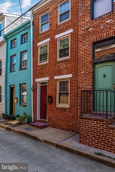319 S Durham Street, Baltimore, MD 21231 - #: MDBA477664