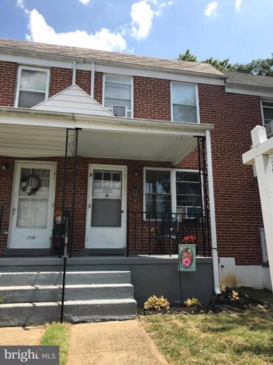 1233 Haverhill Road, Baltimore, MD 21229 - #: MDBA477700
