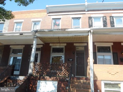 514 N Decker Avenue, Baltimore, MD 21205 - #: MDBA477716