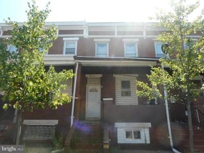 611 N Ellwood Avenue, Baltimore, MD 21205 - #: MDBA477720