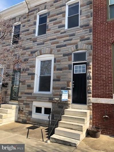 109 S Clinton Street, Baltimore, MD 21224 - #: MDBA477784