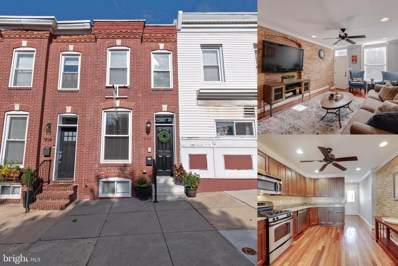 902 S Clinton Street, Baltimore, MD 21224 - #: MDBA477786