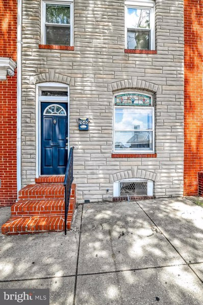 2040 Eastern Avenue, Baltimore, MD 21231 - MLS#: MDBA477790