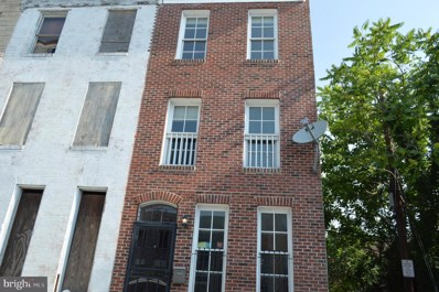 1604 W Pratt Street, Baltimore, MD 21223 - #: MDBA477852