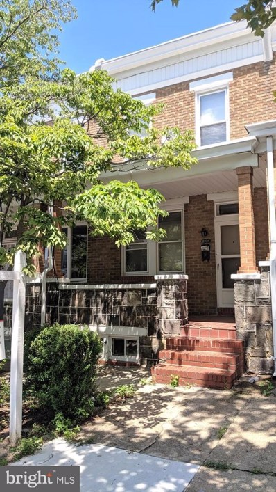 2834 Pelham Avenue, Baltimore, MD 21213 - #: MDBA477934