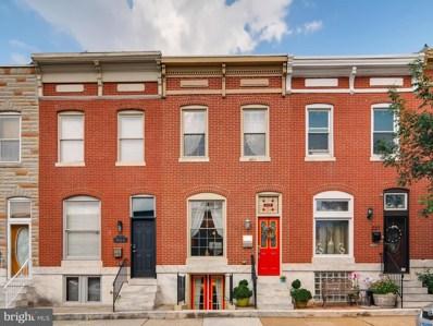 225 S Bouldin Street, Baltimore, MD 21224 - #: MDBA477936